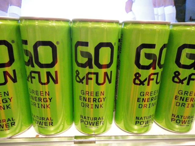 グリーンエナジードリンクGO&FUN2