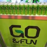 グリーンエナジードリンクとは? GO&FUN